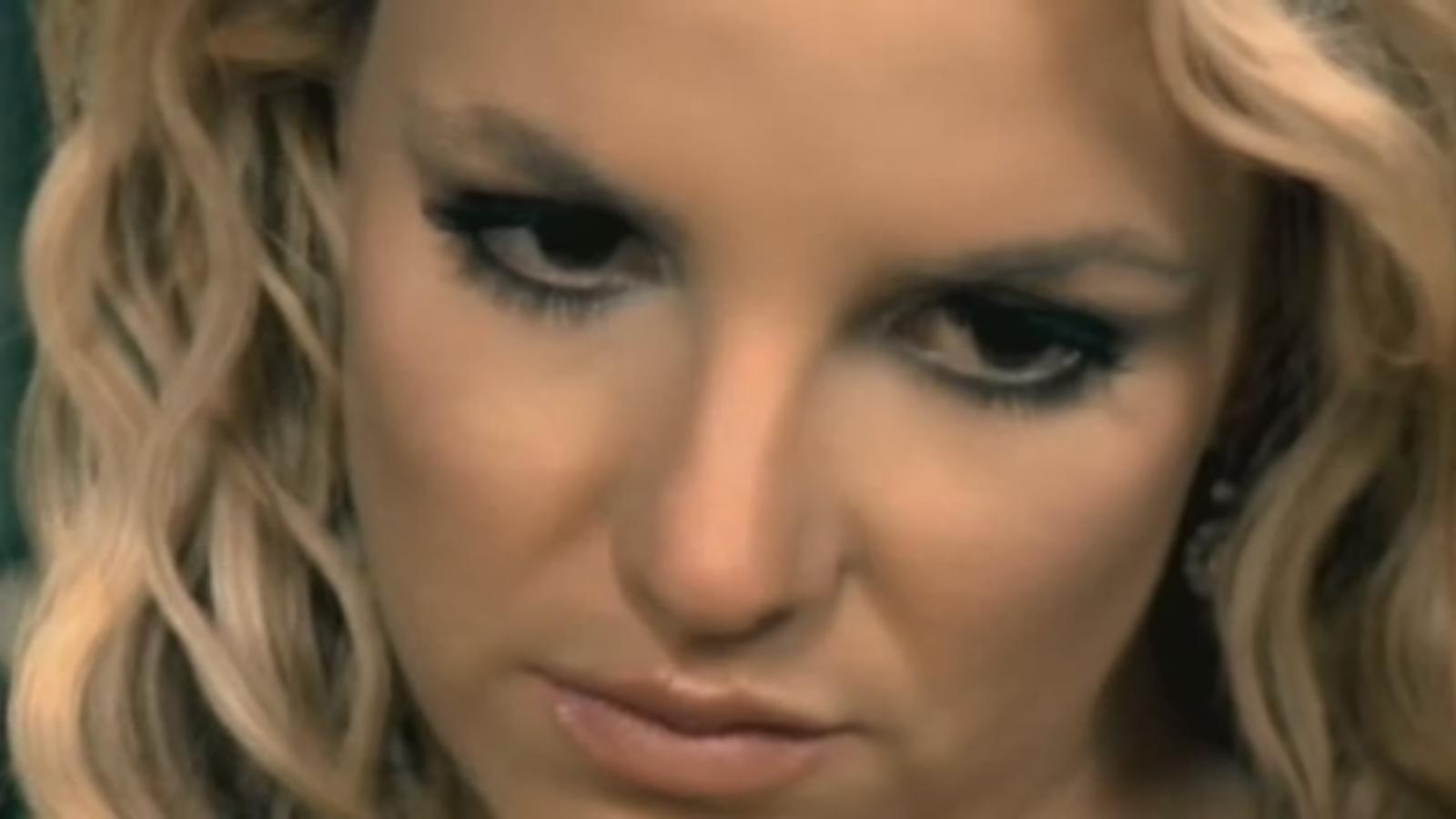 Britney spears kinder