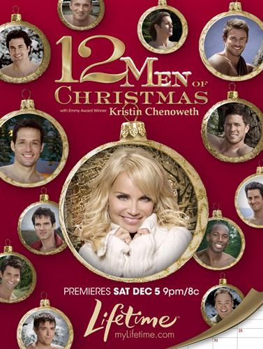 Календаря 12 men of christmas смотреть онлайн